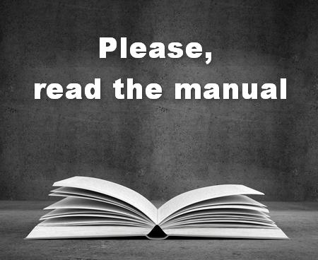 Инструкции и описания
