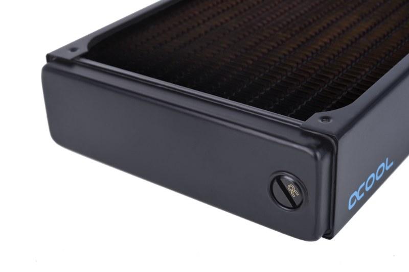 Заливочный клапан (филпорт) радиаторов Alphacool NexXxoS V.2
